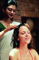 Hvordan øke hårvekst med hodebunnsmassasje
