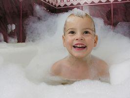 Personlig Hygiene Tips for Kids