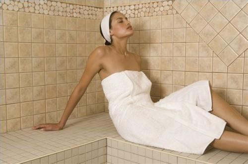 Hvordan å miste vekt i en badstue