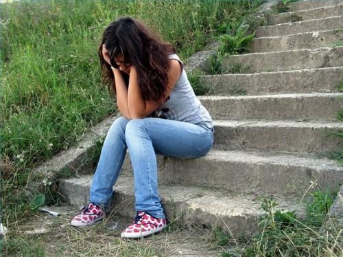 Depresjon og stress i tenåringer