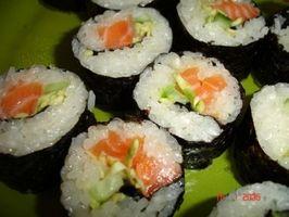 Sushi Matforgiftet Signs