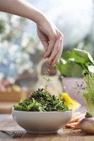 Hvordan balansere Mineral prosenter med urter