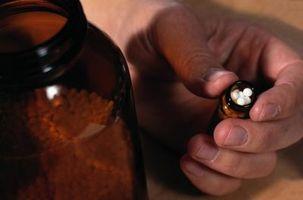 Bruk av Epsom salter som et avføringsmiddel