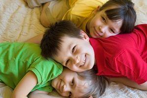 Kroppslukt hos barn