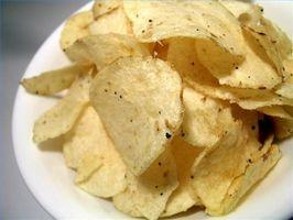 Hva er den ernæringsmessige verdien av potetgull?
