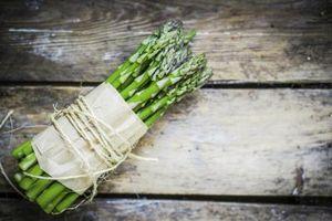 hvordan koke asparges