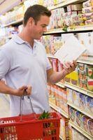 Fordelene ved å plassere informasjon om genmodifisert mat på mat etiketter