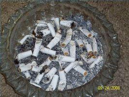 Hvordan Sigaretter påvirke kroppen?