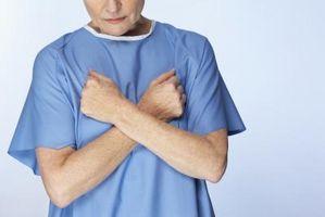 Tegn og symptomer på hjertesvikt Fra Ascites