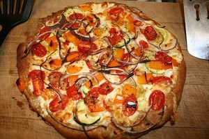 Fakta om Round Table Pizza ernæringsmessige verdier