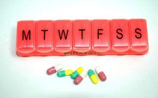 Vitaminer eller mineraler som fører til at opptaket av Seroquel