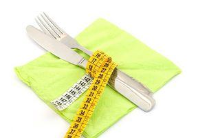 Daglig mat porsjoner Basert på 1200 kalorier