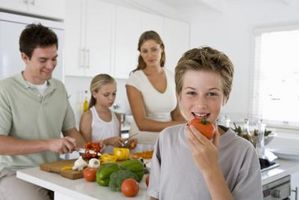 The Eat-Clean Diet for Familie & Barn