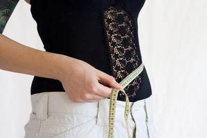 Hvordan å miste vekt rundt midten