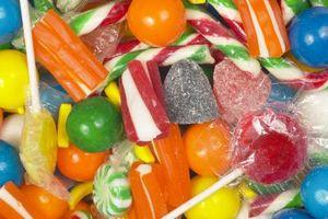 Hva som regnes som Sweets?