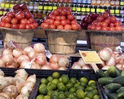 Hvordan finne Næringsinnhold på grønnsaker