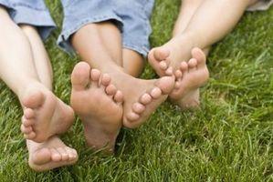 Hva er behandlingen for Plantar Hard hud?