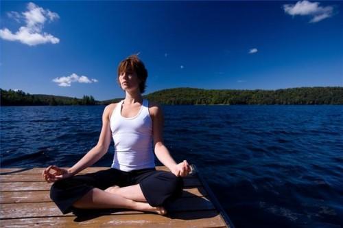 Hvordan å gjøre Aktiv meditasjon