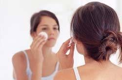 Behandling for tilstoppede porer