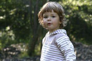 Omega 3 og Omega 6 fettsyrer Daily Intake hos barn