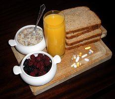 Fordeler av å ta vitamin eller mineraltilskudd
