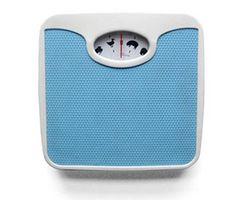 Hvor mye vekt er sunt å gå ned hver måned?