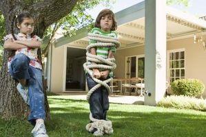 Naturlige urter brukt til å roe aggressiv atferd hos barn