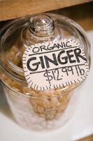Hvordan bruke Ginger å behandle kroppen smerte