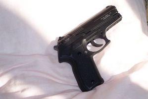Hvordan avvæpne en mann med en pistol