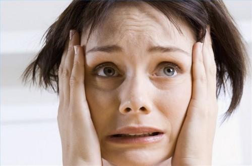 Hvordan behandle en stresshodepine