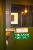 Brann Door Inspeksjon Sjekkliste