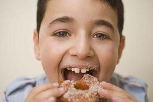 Hvordan dempe vane å spise Sweets