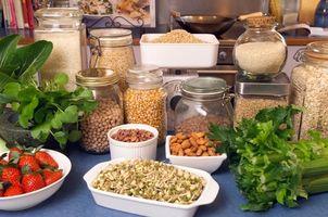 Mat rik på arginin og lysin
