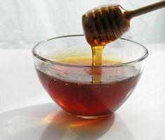 Kalde rettsmidler laget med honning