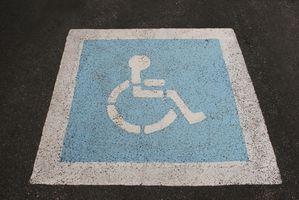 Hvordan Fest jeg en rullestolputer?