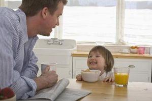 Sunn og rask frokost Ideer for 2-åringer