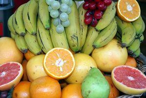 Hvordan detox med frukt