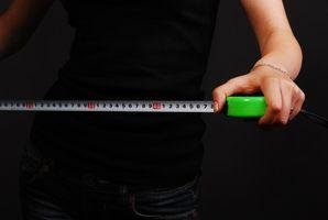Hvordan beregne din BMI Bruke Arm Span