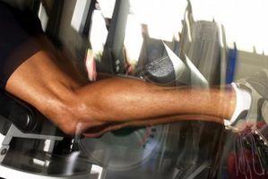 Calf Muscle Trekk Recovery Time