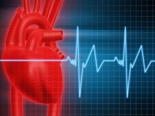 Tegn på hjerte hjertebank