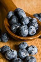 Hvilke Blåbær har mer antioksidanter?