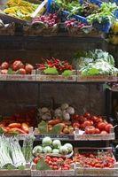 Grønnsaker Lave i Purines