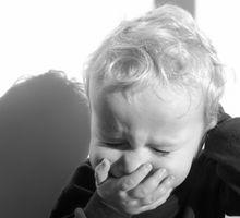 Rennende nese hos barn