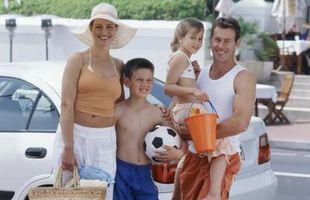 Hva er ekteskape Family Ties?
