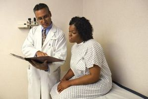 IBS symptomer og Venstre magesmerter