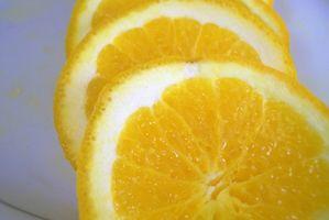 Vitaminer og mineraler for å eliminere antigener i Body