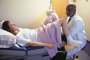 etter vevsprøve i livmoren
