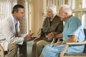 Øvelse Tape for personer med Parkinsons sykdom