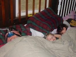 Søvnapné behandlinger for barn