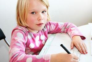 Hvordan lære unge studenter med anfall